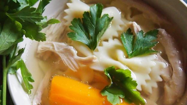 Rosół / wywar na zupy