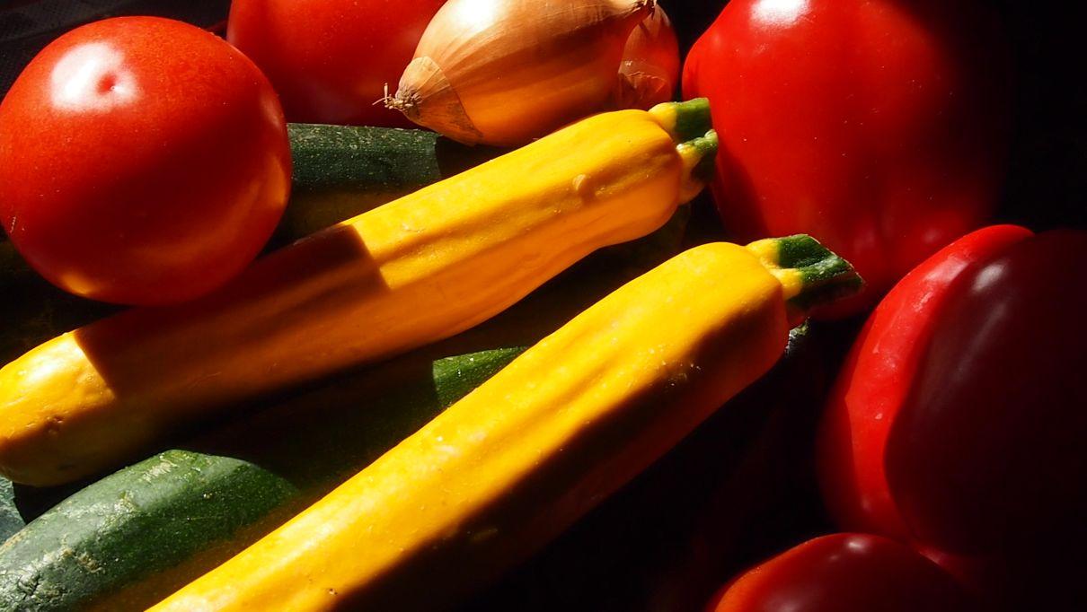 Warzywa duszone