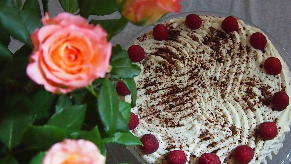 Tort jagodowy