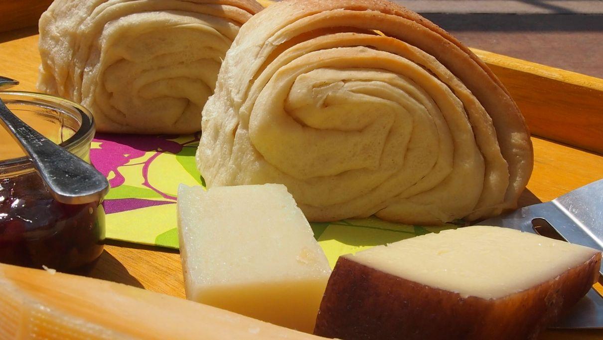 Bułgarski chlebek Babi