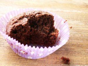 muffinka czekoladowa