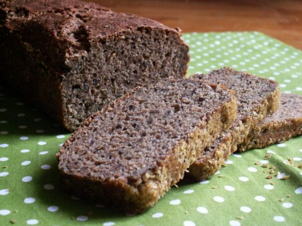 Chleb razowy pszenno – żytni