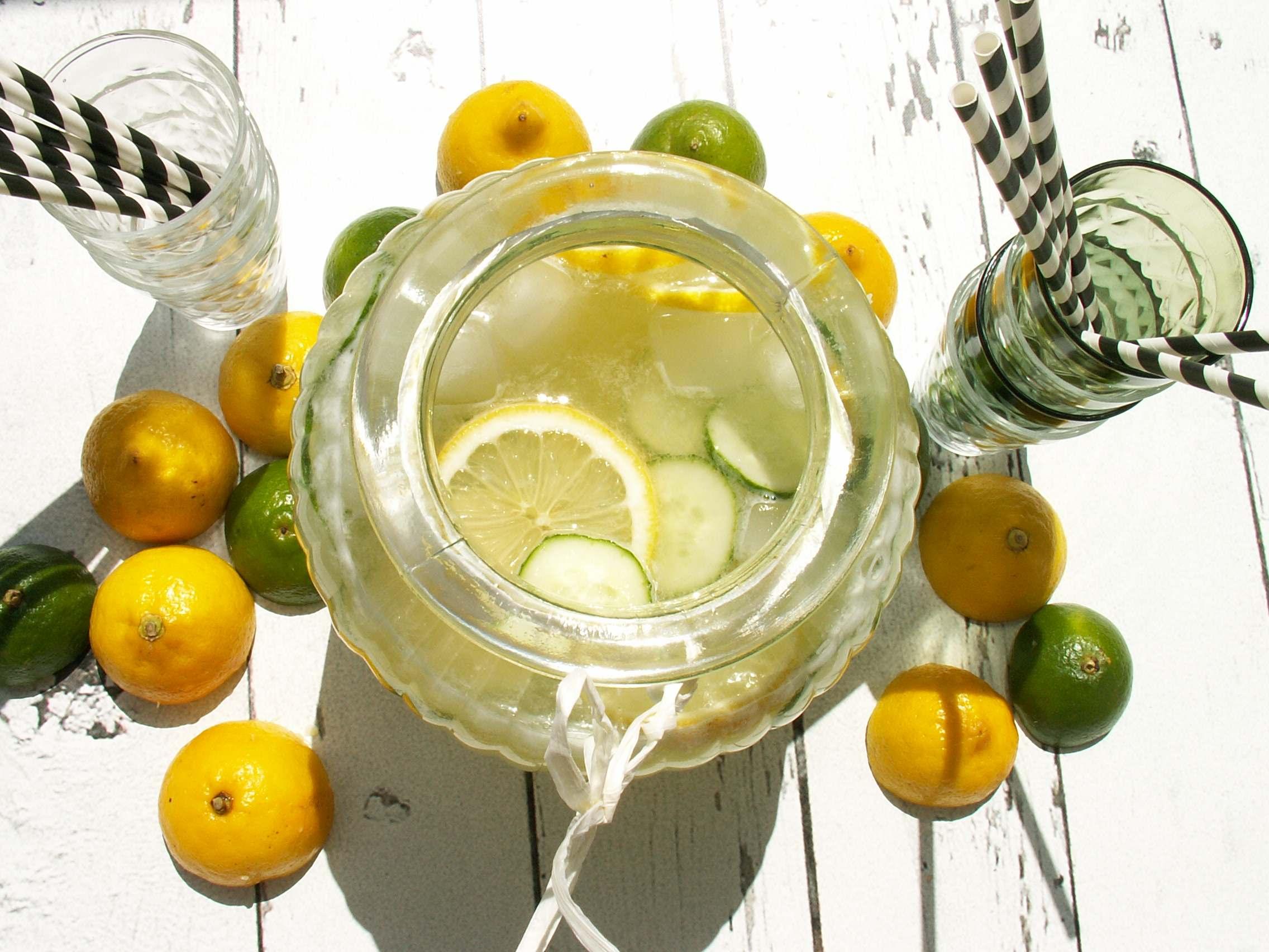 Lemoniada ogórkowa