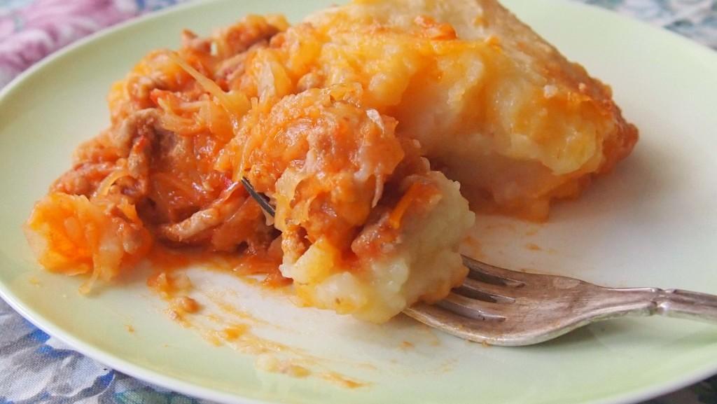 shepherd's pie po polsku