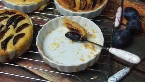 tartaletki ze śliwkami