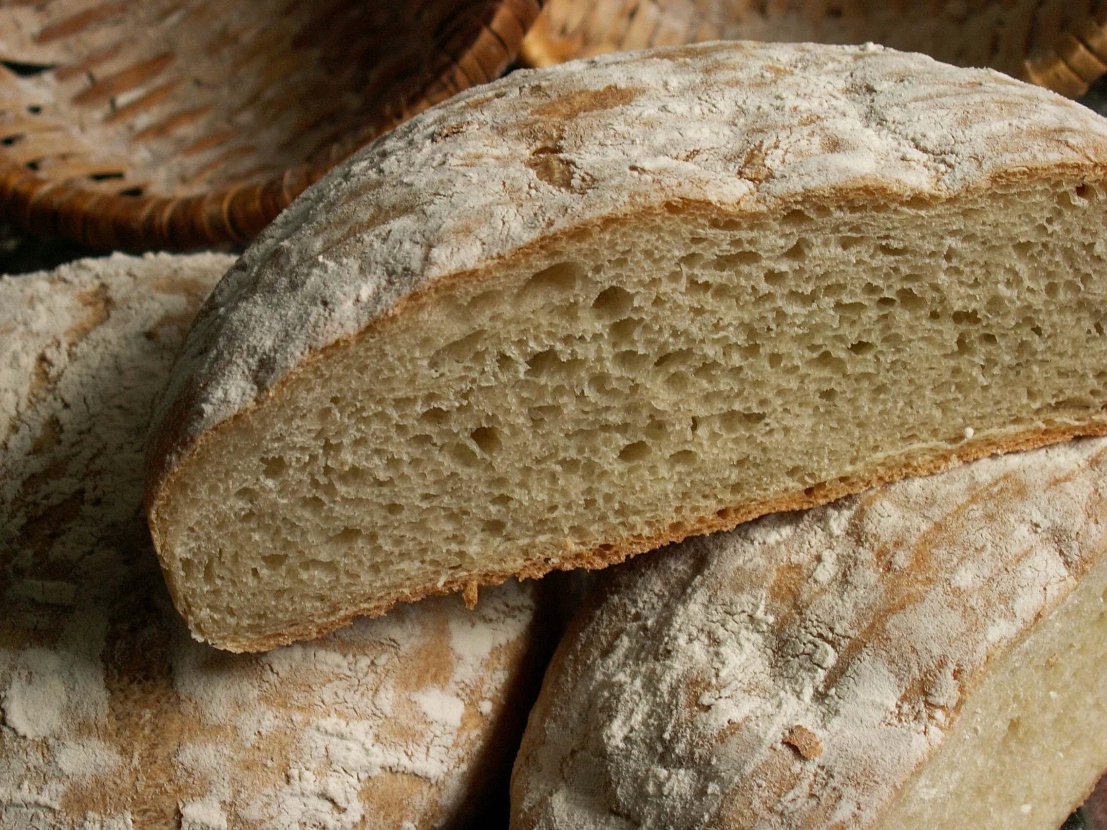 chleb emigrantów