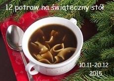 Zaproszenie do akcji 12 potraw na świąteczny stół