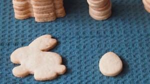 idealne kruche ciasteczka do wycinania