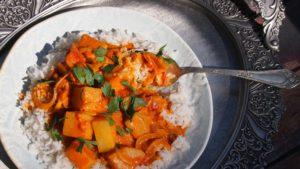 wegańskie curry z kalarepki