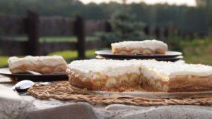 banoffee pie czyli pyszny deser z bananów, kajmaku i bitej śmietany