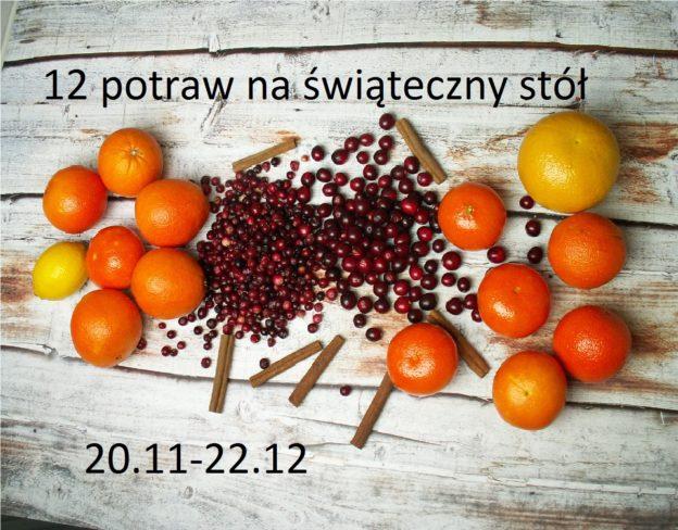 12 potraw na świąteczny stół – zaproszenie