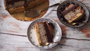 Tort ciasteczkowy, tort oreo