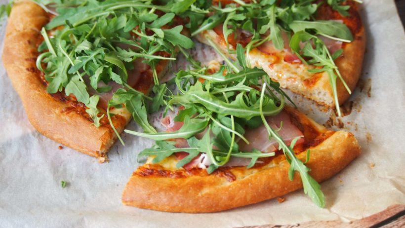 pizza jak z pizzy hut, ciasto na pizze jak z pizza hut