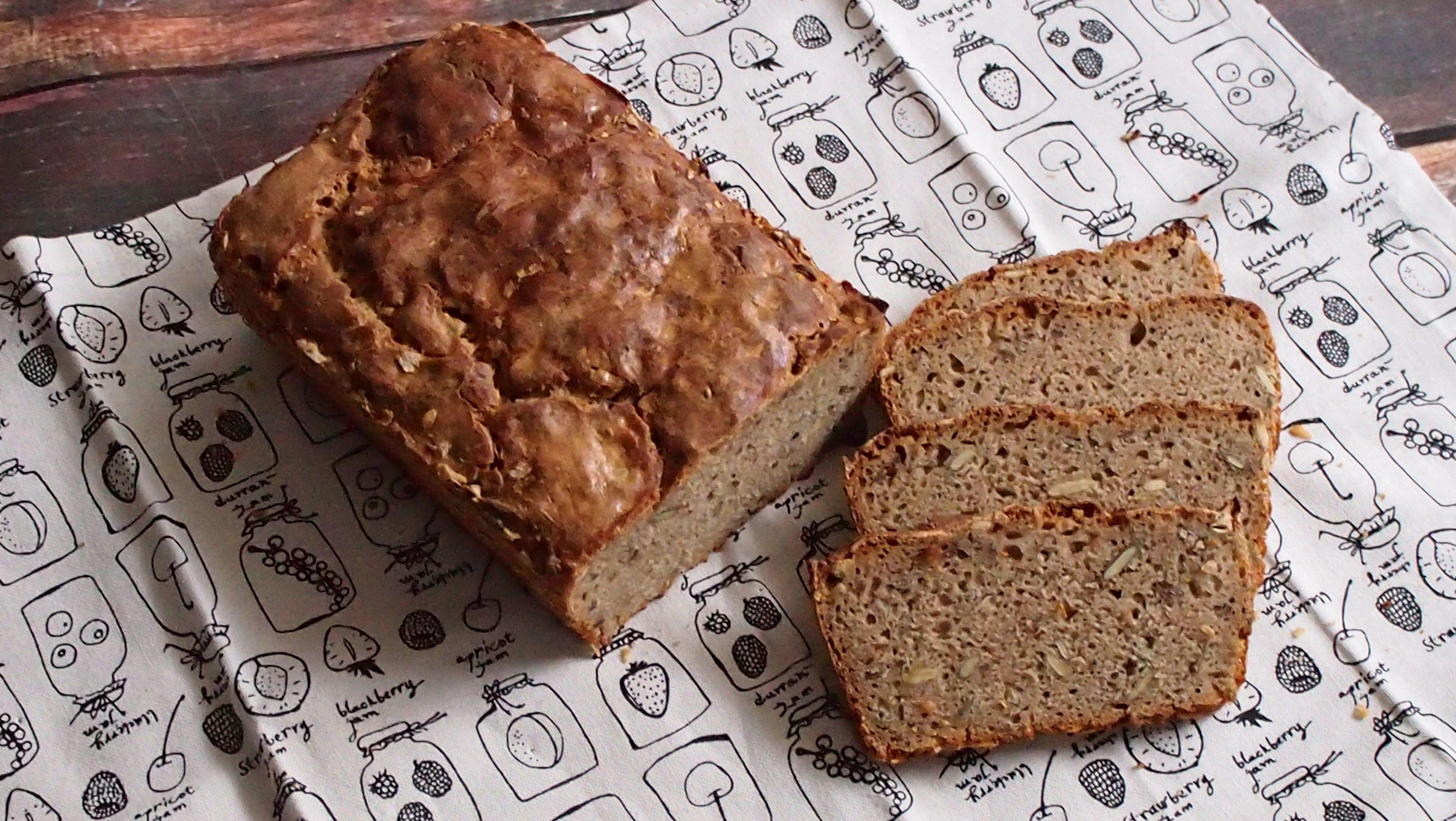 Żytni chleb na winogronowej wodzie drożdżowej